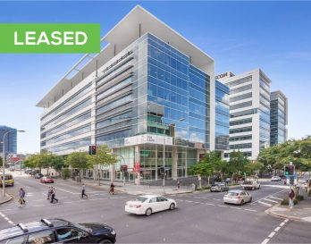 Ground floor retail in Fortitude Valley is leased