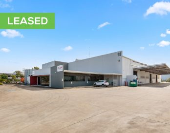 port of brisbane distribution facility leased