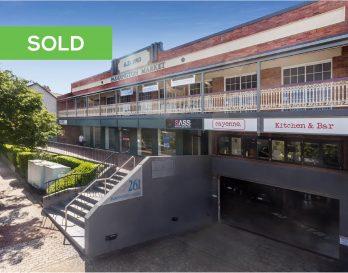 Paddington retail unit is sold