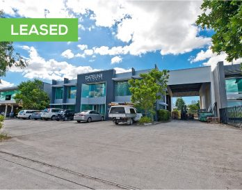 Industrial freestander leased in Cannon Hill