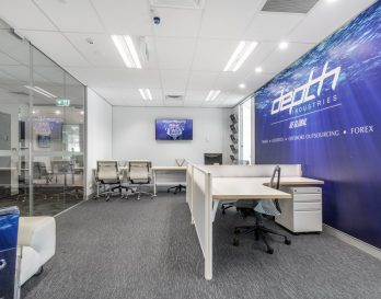 South brisbane commercial office for lease