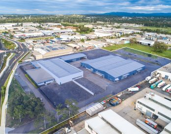 Rocklea flagship industrial holding for lease
