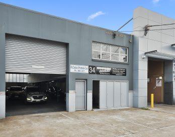 collingwood street albion tenancy for lease
